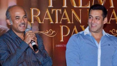 Salman Khan to Star as Prem in Sooraj Barjatya's Next Family Drama?