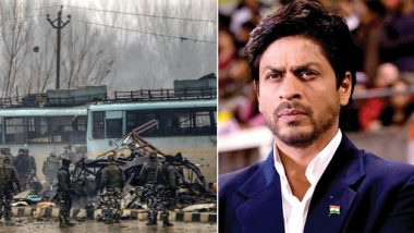 Shah Rukh Khan Expresses Grief On Twitter Over Pulwama Attack That Killed CRPF Jawans