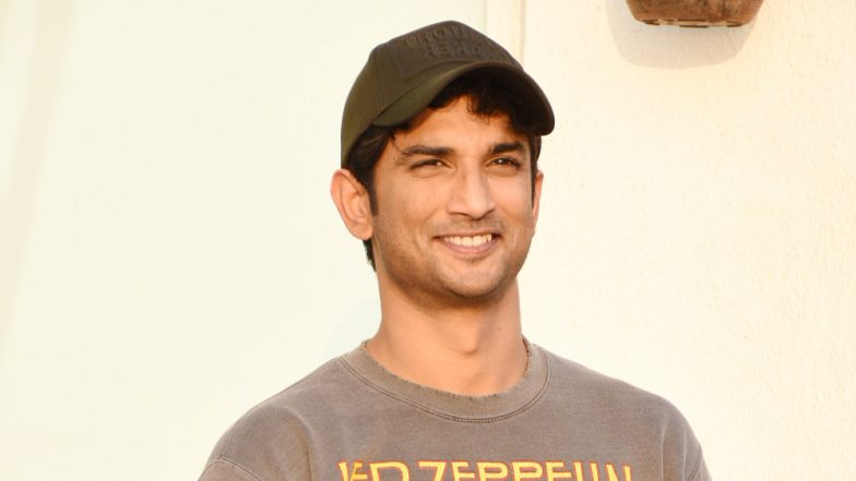 Sushant Singh Rajput: I Don't Believe in Working Hard