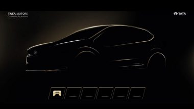 Tata 45X Premium Hatchback Name Reveal Teaser Out; To Be Christened as Aquila