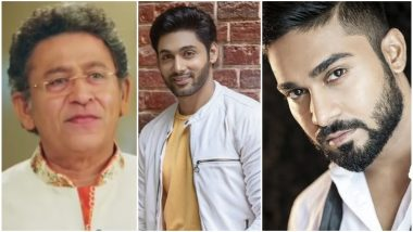 Salman Yusuff Khan, Ruslaan Mumtaz, Uday Tikekar – Take a Look at the TV Newsmakers of the Week