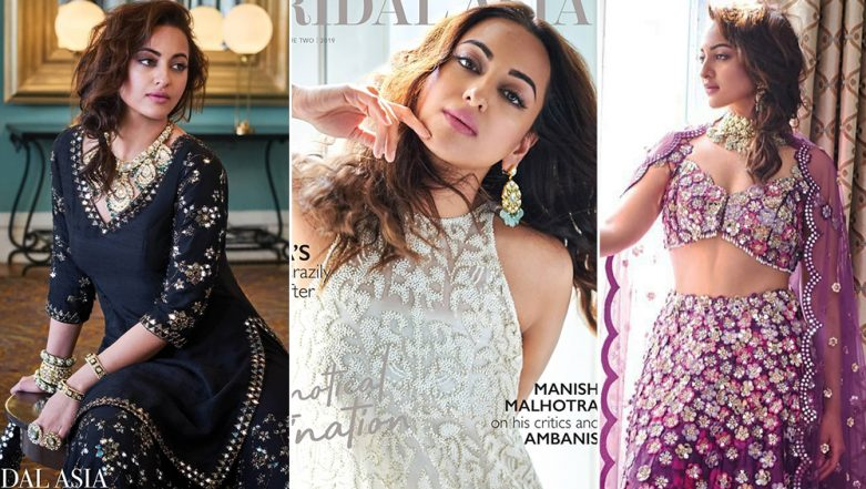 Sonakshi Sinha Redefines Resplendence For Bridal Asia Magazine: View Pics and Fall In Love With Sona!