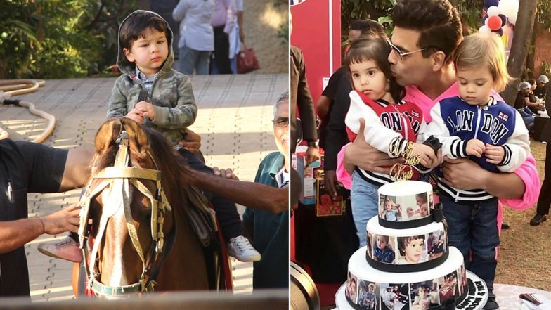 Taimur Ali Khan, Yash and Roohi Johar - Star Babies of The Week Who Bowled Us Over With Their Cuteness