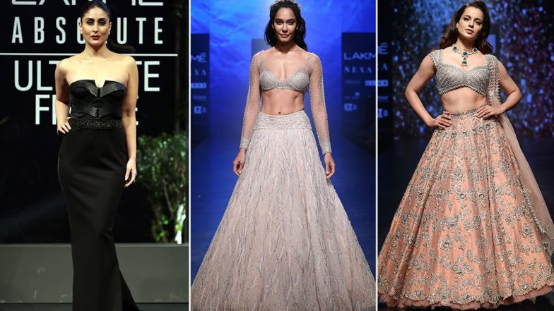 Lakme Fashion Week 2019: From Shantanu and Nikhil to Shriya Som, Let's Have a Look at the Best Collections of This Year - View Pics