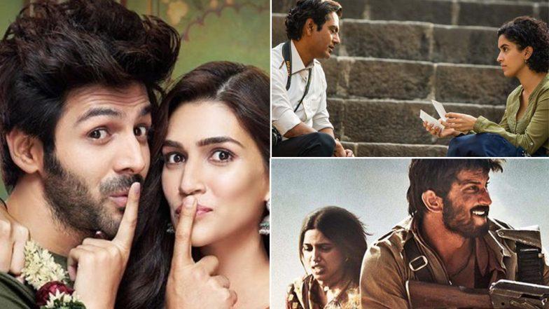 Kriti Sanon-Kartik Aaryan, Sanya Malhotra-Nawazuddin Siddiqui: Which Fresh Jodi are You Excited to See on the Big Screen?
