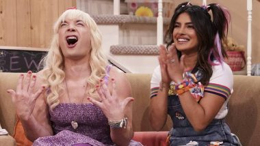 Priyanka Chopra Turns Into A School Girl on The Tonight Show Starring Jimmy Fallon and Looks Undeniably Cute!