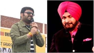Kapil Sharma Finally Reacts to Navjot Singh Sidhu Being Fired From The Kapil Sharma Show - Watch Video