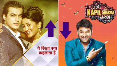 BARC REPORT NOVEMBER 19-25: Yeh Rishta Kya Kehlata Hai Saw A Huge Leap, The Kapil Sharma Show Disappointed; Here's What Worked And What Did Not Work!