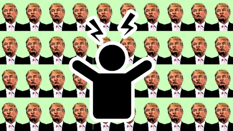 Trump Anxiety Disorder: How the US President is Affecting Mental Health of Americans