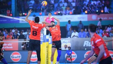 U Mumba vs Ahmedabad Defenders, Pro Volleyball League 2019 Live Streaming and Telecast Details: When and Where to Watch PVL Match Online on SonyLIV and TV?