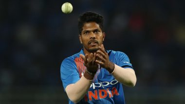 Umesh Yadav Trolled For his Last Over Goof-Up Against Australia At Vishakhapatnam in 1st T20I