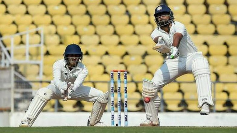 Live Cricket Streaming of Ranji Trophy 2019–20 Day 2 on Hotstar and Star Sports: Check Live Cricket Score, Watch Free Telecast of India's Domestic Tournament on TV and Online