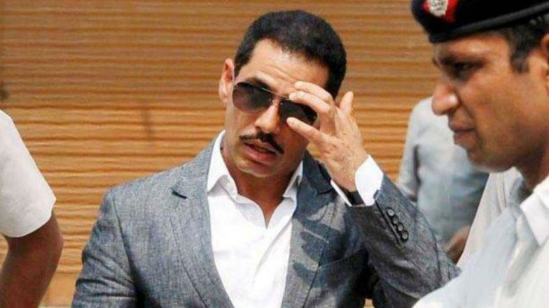 Robert Vadra Moves Delhi High Court Seeking Quashing of FIR in Money Laundering Case