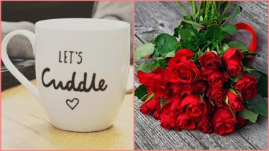 Best Valentine's Day 2019 Gifts Under Rs 500: Budget-Friendly Presents for Boyfriend-Girlfriend or Husband-Wife