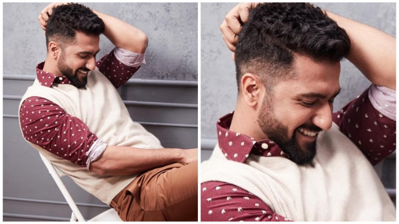 Vicky Kaushal Mimicking His Parents' Reaction On Confessing That He's Dating Proves He Was Born to be an Actor (Watch Video)
