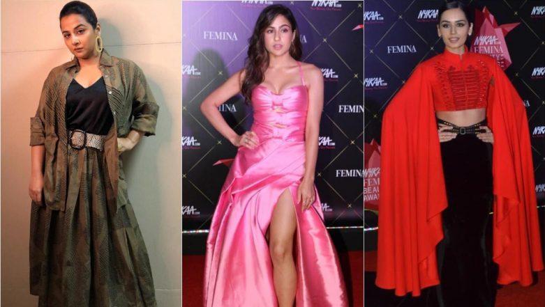 Worst Dressed of the Week: Make Way for Sara Ali Khan, Manushi Chillar, Tabu, Vidya Balan - See Pics