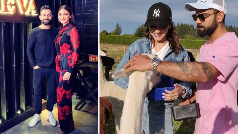Valentine's Day 2019: Virat Kohli and Anushka Sharma's Special Night At Nueva Reiterates Their Chemistry! View Pics