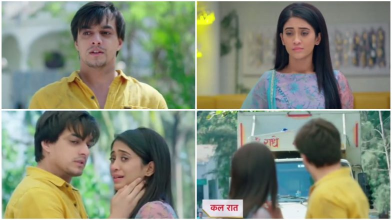 Yeh Rishta Kya Kehlata Hai February 12, 2019 Written Update Full Episode: Kartik Decides to Confess to Naira About His Decision to Swap Krish, but Will the Accident Change Things?