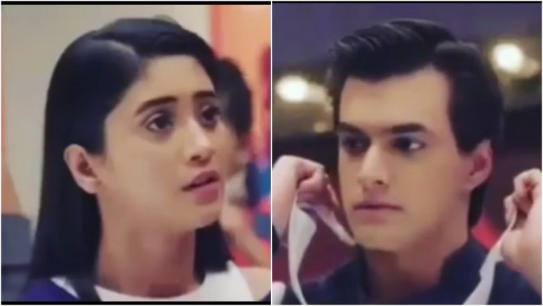 Yeh Rishta Kya Kehlata Hai April 9, 2019 Written Update Full Episode: Purushottam Tries to Misbehave with Naira, but Kartik Comes in Time to Save Her