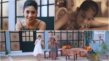 Yeh Rishta Kya Kehlata Hai Spin-Off Kicks Off; Shivangi Joshi Introduces Rhea Sharma's Character Mishti! Watch Video