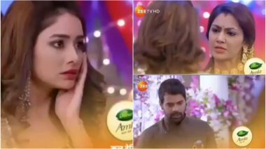 Kumkum Bhagya February 21, 2019 Written Update Full Episode: Abhi Saves Pragya From a Miscarriage, King Suspects Tanu's Hand in the Accident