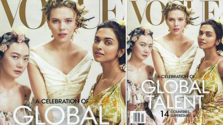 Deepika Padukone and Avengers: Endgame Star Scarlett Johannson Look Like Ethereal Beauties on Vogue US Cover - View Pic!