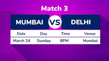 MI vs DC, IPL 2019 Match 3 Preview: Battle of Equals as Delhi Capitals Take on Mumbai Indians at Wankhede Stadium