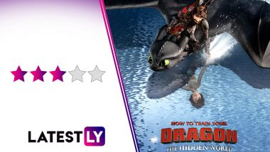 How To Train Your Dragon 3 The Hidden World Movie Review: Hiccup and Toothless' Final Adventure Caps the Trilogy on a Beautiful, Emotionally High Note