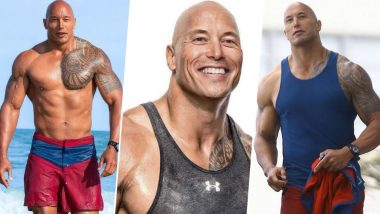 Somebody Photoshopped Elon Musk's Face Onto Dwayne Johnson Muscular Body and the Result Is Mind Boggling; Musk's Reaction Is Epic!
