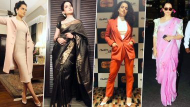 Kangana Ranaut Birthday Special: She's a Fashion Goddess and We Don't Mind Worshiping Her