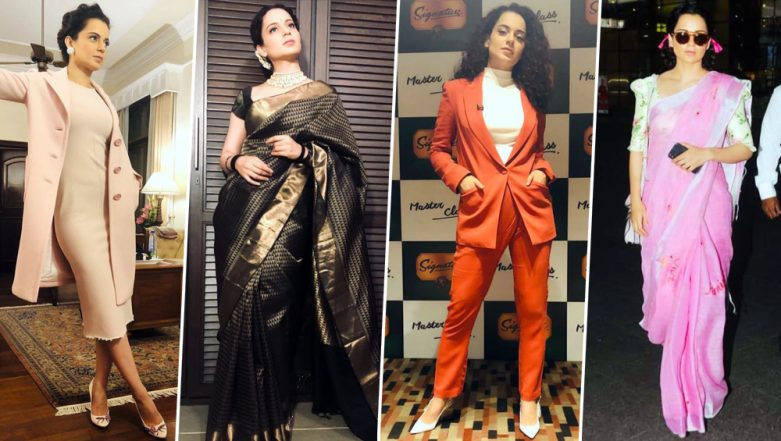 Kangana Ranaut Birthday Special: She's a Fashion Goddess and We Don't Mind Worshiping Her