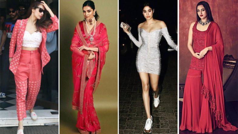 Deepika Padukone, Sonakshi Sinha and Janhvi Kapoor's Impressive Style Files Blew Us Away - View Pics