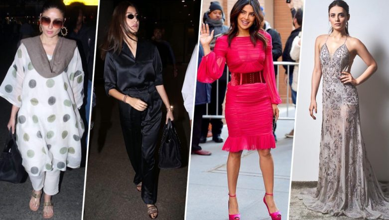 Kareena Kapoor Khan, Anushka Sharma and Priyanka Chopra Find a Place in our Best-Dressed Category this Week - View Pics