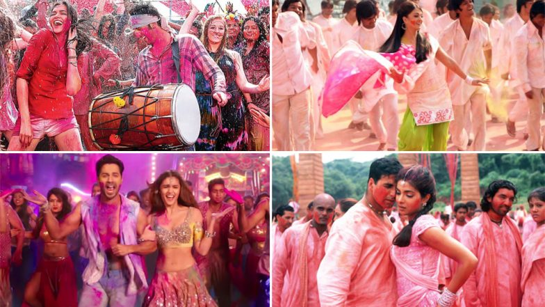 Holi 2019 Style Tips: Deepika Padukone and Priyanka Chopra are Here to Give You Some Great Fashion Ideas for this Festival of Colours