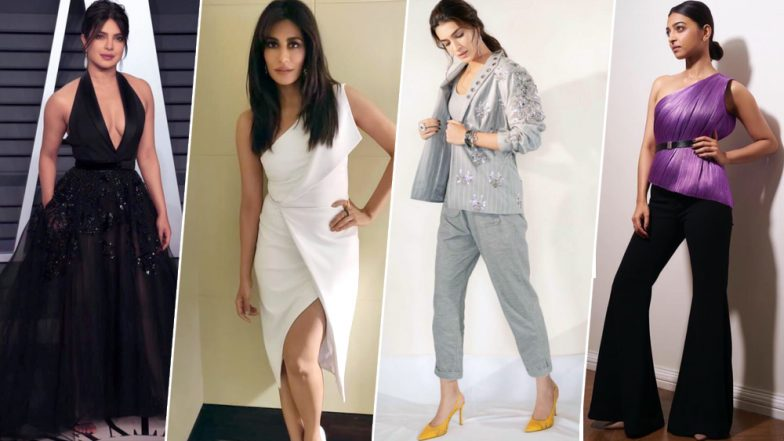 Priyanka Chopra, Kriti Sanon and Radhika Apte's Fashion Choices Find a Place in Our Best Dressed Category