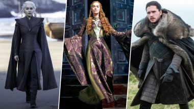 Game of Thrones Season 8: From Daenerys Targaryen's Different Attires to Jon Snow's Heavy Cape, Here's Elaborating on the Costumes That Play a Vital Role in Every Season