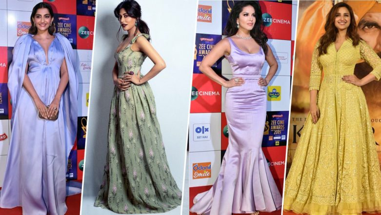 Sonam Kapoor, Sunny Leone and Parineeti Chopra's Fashion Picks Disappoint Us - View Pics