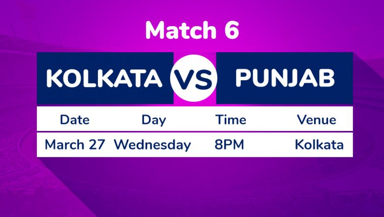 KXIP vs KKR, IPL 2019 Match 6 Preview: All Eyes on R Ashwin as Kings XI Punjab Take on Kolkata Knight Riders at Eden Gardens