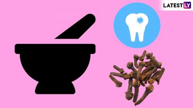 Home Remedy of the Week: Here's Why Cloves Are a Perfect Natural Remedy for Toothache and How to Use the Miracle Spice