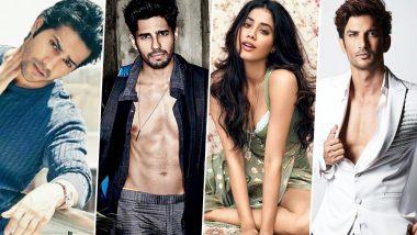 Varun Dhawan, Sidharth Malhotra, Sushant Singh Rajput - Who Should Janhvi Kapoor Romance Next?