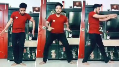 Man Dances to Iconic Doordarshan News Tune in Viral Tiktok Video, Internet Impressed! (Watch)