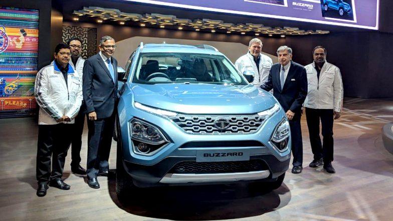2019 Geneva Motor Show: Tata Altroz, Altroz EV, Buzzard & H2X Concept Showcased At Annual Auto Show
