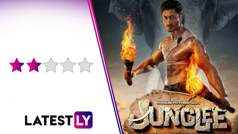 Junglee Movie Review: Vidyut Jammwal Tries too Hard to Save This Average Jungle Drama