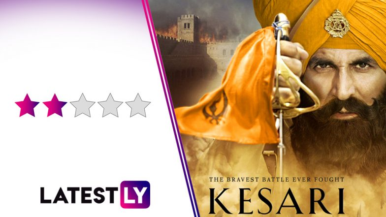 Kesari Movie Review: Akshay Kumar's Tribute to Battle of Saragarhi Is a Wasted Opportunity That Works Only in Parts