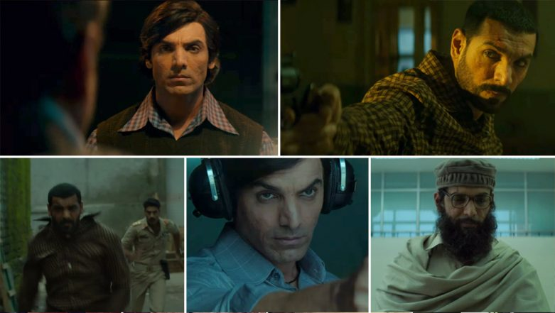 Romeo Akbar Walter Trailer: John Abraham's Espionage Thriller as a RAW Agent Looks Gritty and Intriguing - Watch Video