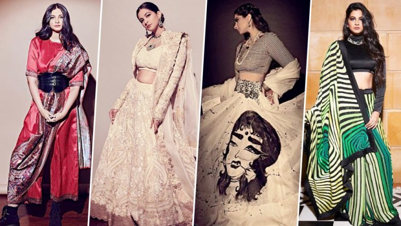 Rhea Kapoor Birthday Special: Sonam Kapoor's Sister is a Devotee of Fashion and These Instagram Pictures Are a Proof of It