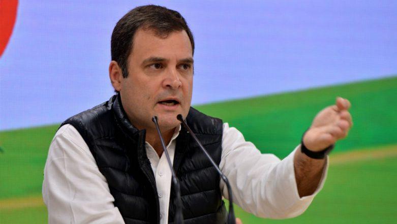 Rahul Gandhi Attacks Narendra Modi, Says 'Tell Pulwama Victim Families Who Released Masood Azhar'