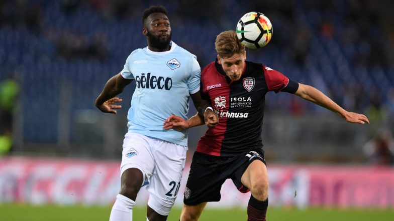 Felipe Caicedo and Ciro Immobile Goals Help Lazio Wins by 3-0 Against Rome
