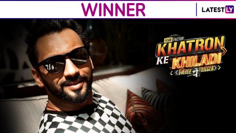 Khatron Ke Khiladi 9 Winner: Punit J Pathak Takes Home The Jigar Pe Trigger Trophy!