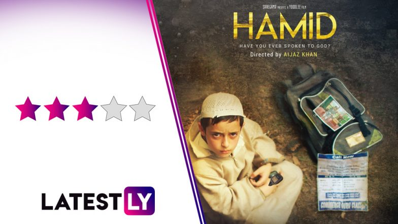 Hamid Movie Review: Rasika Dugal's Affecting Performance Enriches This Moving Tale Set in Strife-Torn Kashmir
